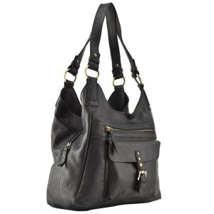 Mala Lauriston 3 Pocket Bag 7168 34 Black