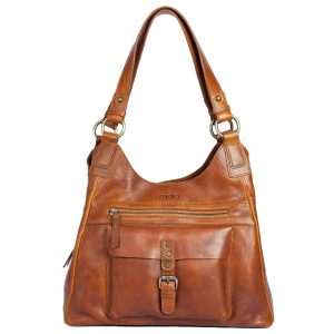 Mala Lauriston 3 Pocket Bag 7168 34 Tan