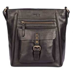 Mala Lauriston Cross Body Bag 7169 34 Black