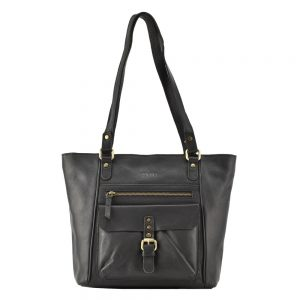 Mala Lauriston Shoulder Bag 7170 34 Black