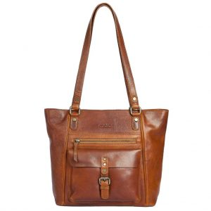 Mala Lauriston Shoulder Bag 7170 34 Tan