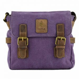 Cactus Small Satchel 808 81 Purple