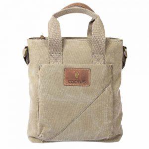Cactus Tote Bag 811 81 Khaki