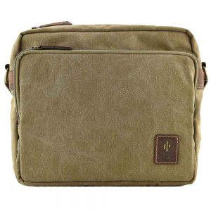 Cactus Zip Top Organiser Bag 828 81 Khaki