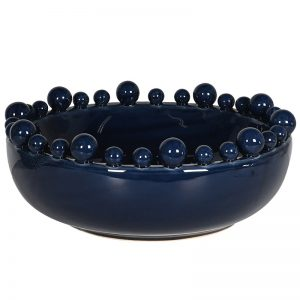 Blue Table Bowl