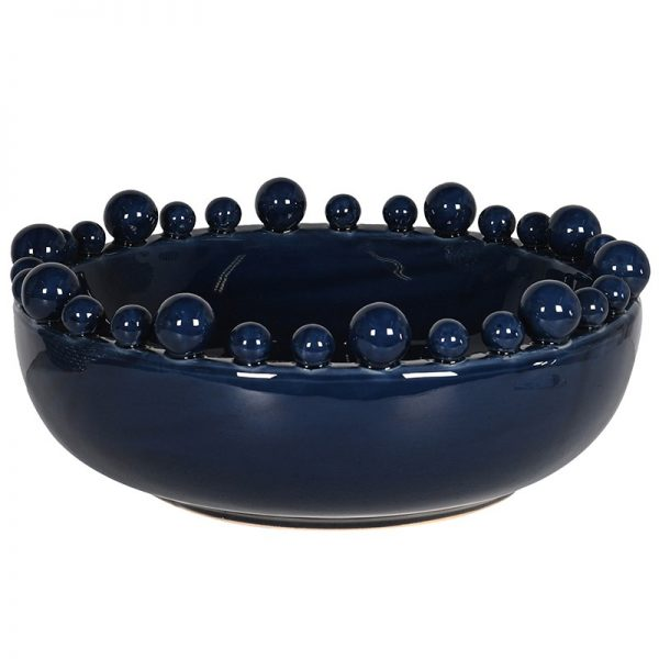 Blue Table Bowl