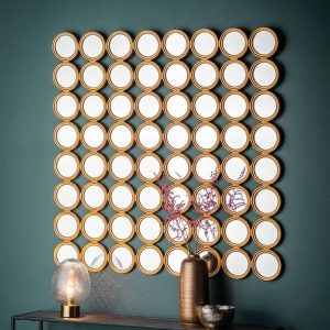 Carrington Circles Mirror