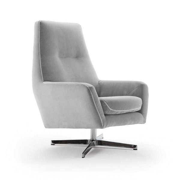 Catania Swivel Armchair