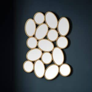 Cobbleston Oval Mirror