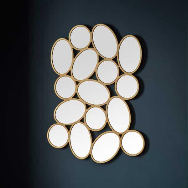 Cobbleston Oval Mirror