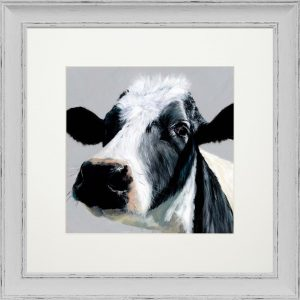 """""""Elsie"""" Framed Print"""