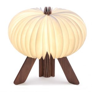G002-WNT- The R Space Lamp - Walnut