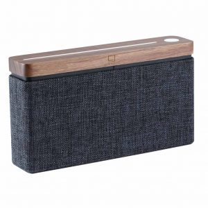 G009-WNT-Gingko-HiFi-Square-Speaker-Walnut