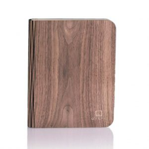 GK12-WNT-L - Large Smart BookLight - Walnut
