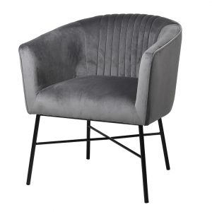 Grey Side Chair