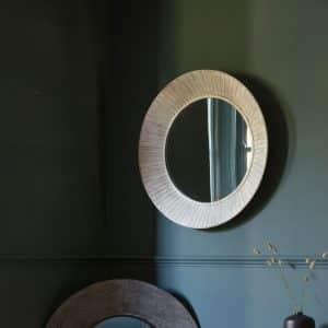 Ramlia Round Mirror
