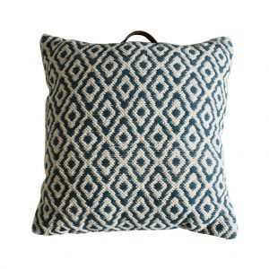 Sigtuna Floor Cushion Teal