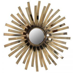 Sun Gold Mirror