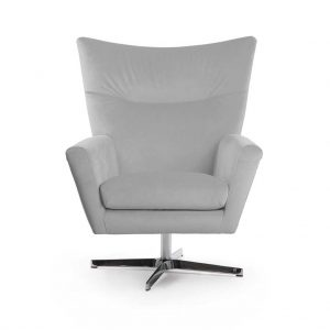 Torino Cross Swivel Armchair