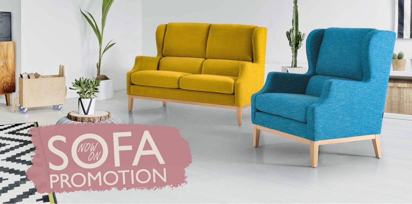 Sofa Promotion Heading Image