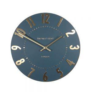 homas-Kent-Mulberry-Wall-Clock-Midnight-Blue