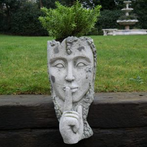 Whisper Head Planter