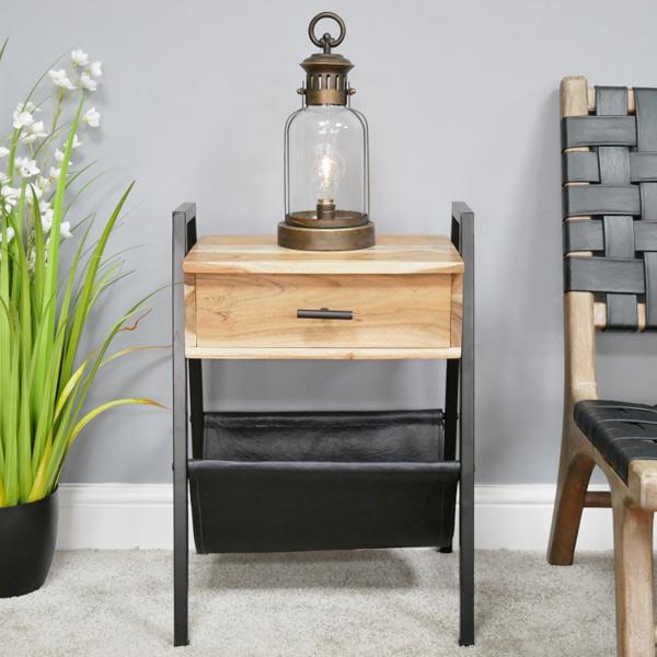 Bedside / Magazine Stand