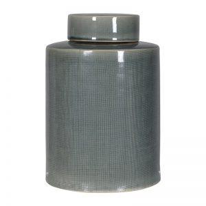 Large Khaki Jar