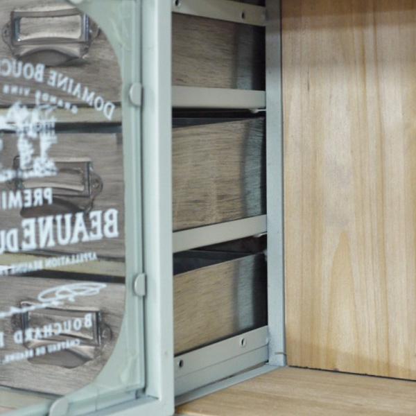 Industrial Coat & Key Storage