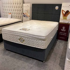4ft6in Opulance Mattress - King Koil Divan Set