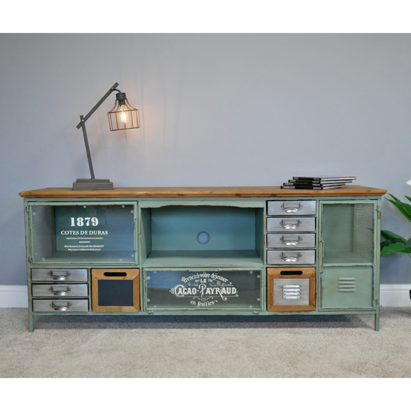 Large Industrial TV Cabinet