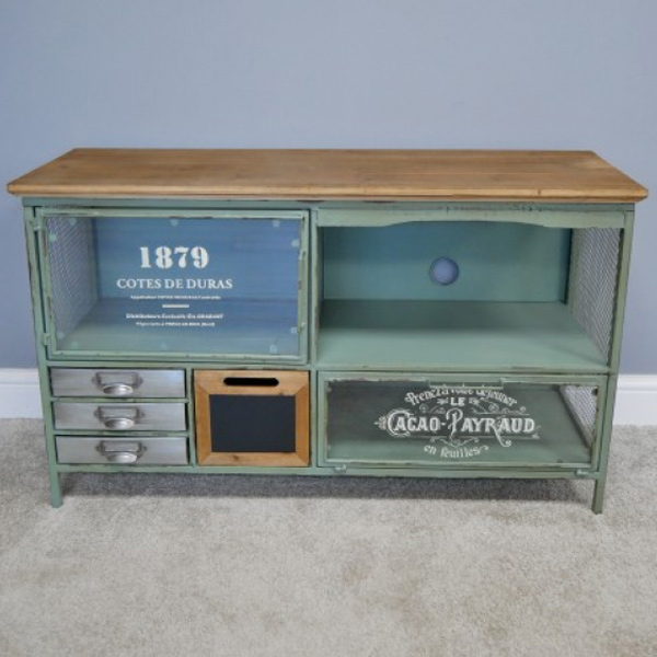 Small Industrial TV Cabinet