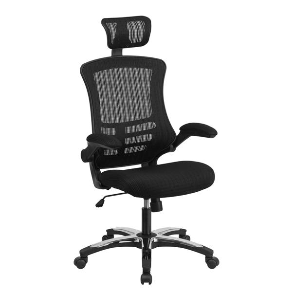 Black Exec Operator Chair