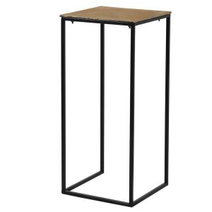 Large Champ iron Side Table 1