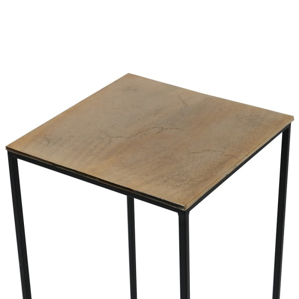 Small Champ iron Side Table 1