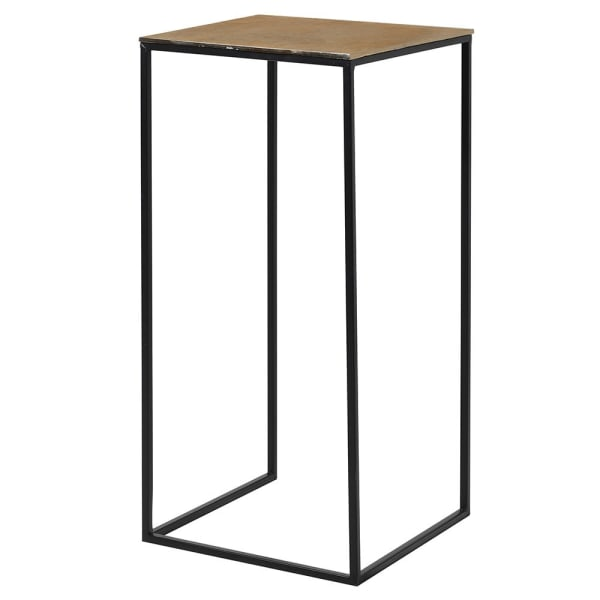 Small Champ iron Side Table 2