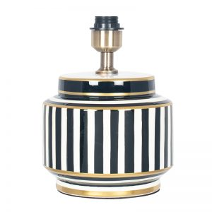 Humbug Black and White Small Table Lamp