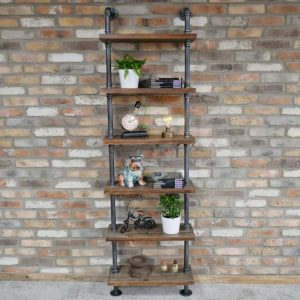 Pipe Wall Shelves
