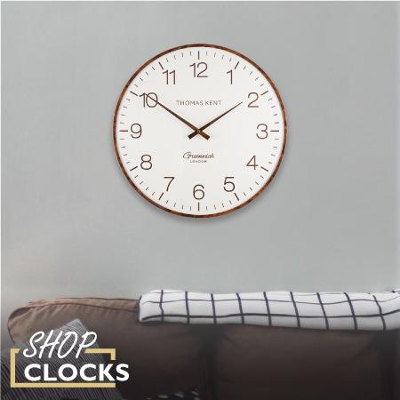 New Autumn Shop Clocks