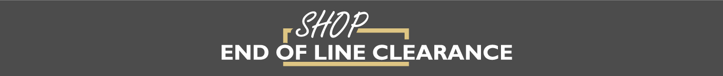 Shop end of line clearance