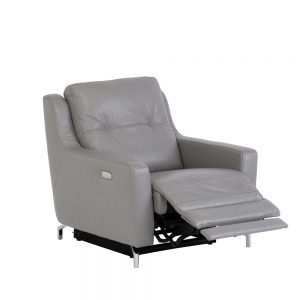 Windsor-leather-recliner-grey