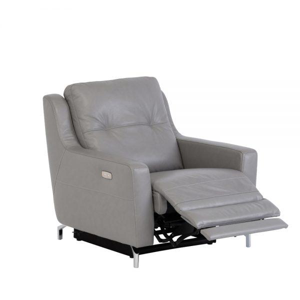 Windsor-leather-recliner-grey