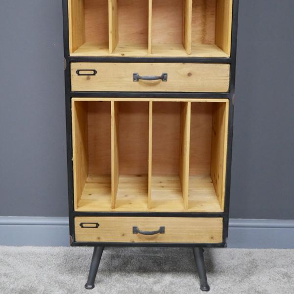 Retro Filing Cabinet 6643