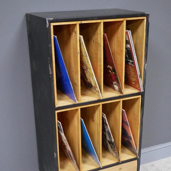 Retro Filing Cabinet 6642