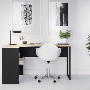 Function Plus 145cm Desk