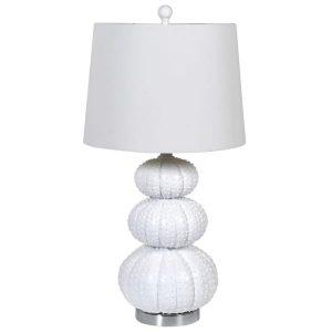 Sea Urchin Design Table Lamp