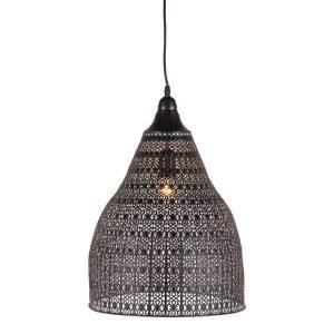 Black Iron Pendant Light Fitting