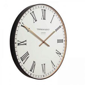 21 Clocksmith Wall Clock Black (2)