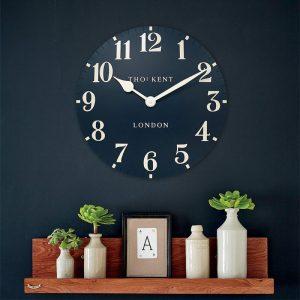 20'' Arabic Wall Clock Ink