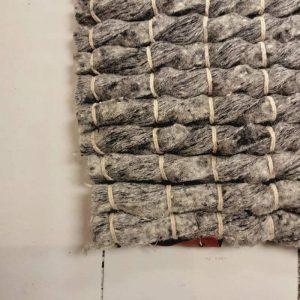 Twist Coal 170x240 cm Rug 676002